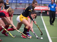 P4300287 (roel.ubels) Tags: hockey sport playoffs finale denbosch laren fieldhockey playoff 2016 halve topsport