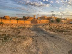 harma   (My instgram : TURKI9292) Tags: sky historical saudiarabia oldbuilding lofty ksa    oldmosque   harmah  majmaah  almajmah