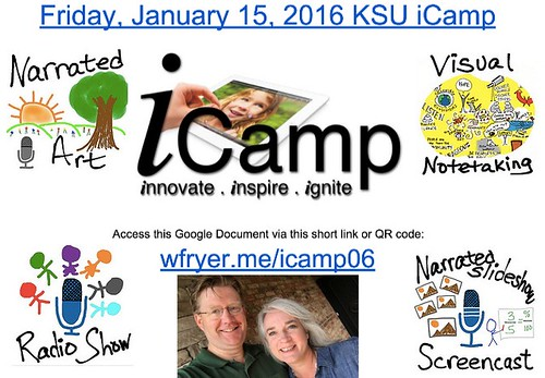 iPad iCamp 2016 at Kansas State Universi by Wesley Fryer, on Flickr