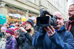 Berichterstattung zur 8. Meile der Demokratie 2016