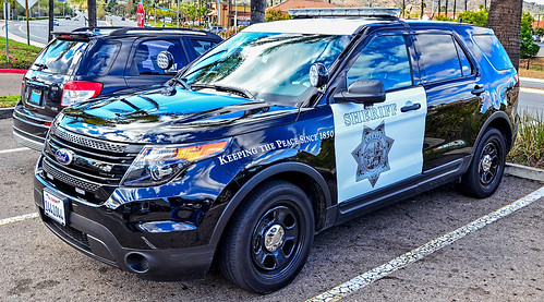 Sheriff San Diego County by TDelCoro, on Flickr