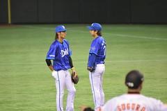 DSC_0413 (Yu_take) Tags: 石川雄洋 横浜denaベイスターズ 三嶋一輝