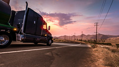 American Truck Sim (ForzaMad17 (Curtis Beadle)) Tags: game truck pc gaming american sim scs ats scssoftware