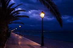 What a wonderful place... (theseustroizinian) Tags: sea seascape beach canon seaside hellas greece bluehour loutraki canoneos700d eos700d