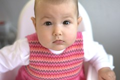 My baby girl, 6 Month old (macmit) Tags: portrait baby child babysitter ef50mm