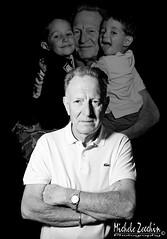 Pietro - Me and My Mood - Io e il Mio Stato d'Animo (Michele Zecchin) Tags: portrait white black portraits project photography mood grandfather grandchildren michele ritratti ritratto nonno progetto fotografico nipoti zecchin progettofotografico statodanimo nikon18105 nikond7000