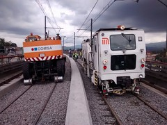 "COMSA participa en Exporail, la principal feria ferroviaria de México • <a style=""font-size:0.8em;"" href=""http://www.flickr.com/photos/69167211@N03/24462401083/"" target=""_blank"">View on Flickr</a>"