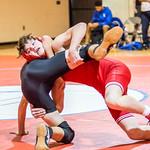 AC Flora Vars Wrestling vs Dreher