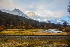Fin del mundo railway (Alberto Cassandro) Tags: patagonia water argentina tierradelfuego ushuaia reflex nationalpark nikon 2015 sigmalenses d5200 albertocassandrophotography