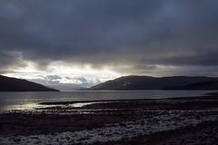 Loch Linnhe 2 (Glesgaloon) Tags: highlands westcoast fortwilliam ardgour lochlinnhe sealoch greatglen corrannarrows greatglenfault
