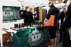 Kew Village Market (hansziel99) Tags: street uk greatbritain people kewgardens streetart london beer kew europe raw market streetphotography fujifilm bier february markt februar 2016 silkypix xt10 fujifilmxt10