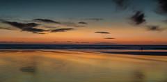 Ghost Dog Walker (Steven Peachey) Tags: light sky seascape beach clouds sunrise canon coast lowlight exposure ngc sunderland northeastcoast ef1740mmf4l lee09gnd leefilters canon6d lee06gnd lightroom5 hawkdog stevenpeachey