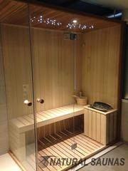 venta de sauna andalucia