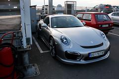 Porsche 911 991 Techart Turbo S (Vuk Vranic) Tags: cars car digital race canon silver fire eos 350d extreme serbia 911 s exotic turbo porsche belgrade canoneos350d luxury rare beograd supercar supercars 991 srbija turbos techart 2016 flams canoneos350ddigital vranic