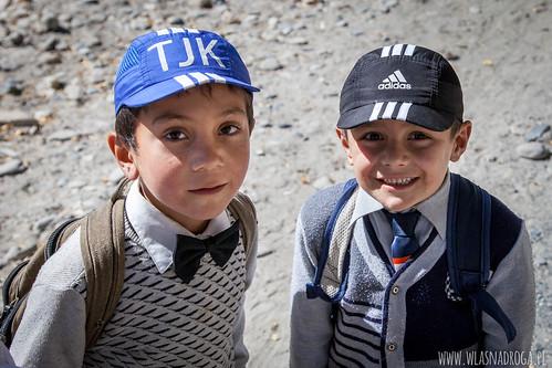 Dzieciaki z Wachanu