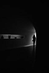Untitled (RFVT) Tags: light blackandwhite monochrome noir darkness silhouettes lanzarote human fujifilm manrique urbanvisions humanfactor