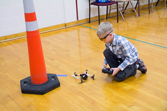 _MG_4571 (HACC, Central Pennsylvania's Community College.) Tags: discovery days february engineering evans harrisburg event drone camp