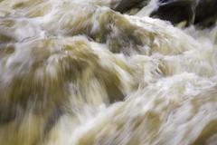 Hydro (Southernpixel - Alby Headrick) Tags: wild brown white water creek reflections river landscape gold waterfall rocks stream hydro rush brook rushing earthtone