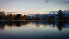 Puigcerd Lake (Vera_JM) Tags: espaa catalunya puigcerd