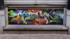 Eyes-B / Bruxelles - 12 feb 2016 (Ferdinand 'Ferre' Feys) Tags: brussels streetart graffiti belgium belgique belgi bruxelles urbanart graff brussel graffitiart bxl arteurbano artdelarue urbanarte eyesb