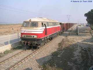 Serfer K055, Ravenna