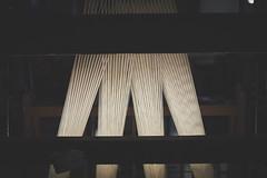 Loom (Hey hey JBA) Tags: museum manchester 50mm illuminated cotton d750 weaving mosi loom museumofscienceandindustry captureone