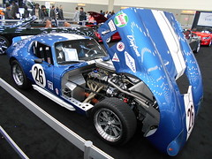 1965 Factory Five T65 Coupe (splattergraphics) Tags: replica shelby daytona coupe carshow 1965 baltimoremd t65 baltimoreconventioncenter factoryfive factory5 motortrendinternationalautoshow