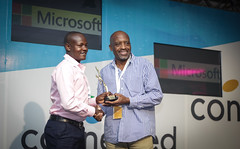Microsoft Innovation Awards Winner in the Agriculture category is SOKOpepe Limited