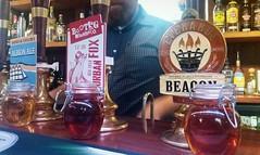 Real ale (DncnH) Tags: globe pub leicester realale handpump everards banksandtaylor everardsales bootlegbrewingcompany