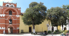 """San Cristóbal de las Casas: el Arco, el Templo y el Convento del Carmen <a style=""""margin-left:10px; font-size:0.8em;"""" href=""""http://www.flickr.com/photos/127723101@N04/25561714261/"""" target=""""_blank"""">@flickr</a>"""