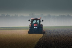 Farming for HSS (lique1304) Tags: sky tractor boer farming machine natuur land farmer agrarisch