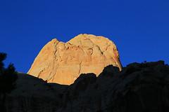 Sunset Throne, Capitol Reef, January 2016 (2) (Bob Palin) Tags: sunset usa southwest 510fav canon landscape utah nationalpark sandstone outdoor capitolreef redrock 100vistas instantfave canonef24105mmf4lisusm ashotadayorso cloudsstormssunsetssunrises orig:file=2016011504291