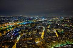DSCF4599_AuroraHDR_HDR (opnwong) Tags: city paris france night lights cityscape ngc eiffeltower eiffel nightscene stret 2013
