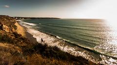 Cliffs from Puchuncav, Chile (PhilBrownM) Tags: ocean chile sea sky naturaleza nature mar sand playa cliffs tokina arena cielo autumm oceano acantilados quirilluca puchincav beachcanon70d