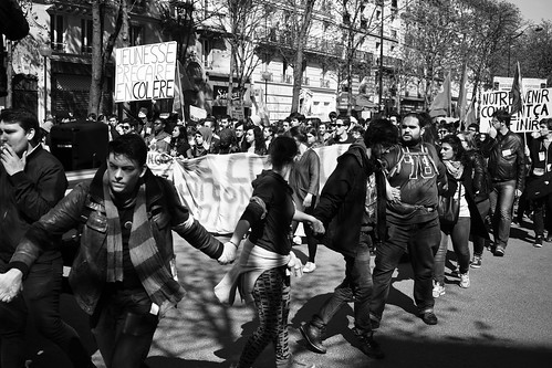 Manifestation du 4 Avril