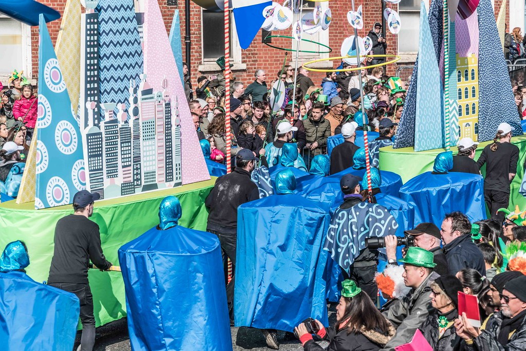 DIT - THE FUTURE IS PRESENT [ST.PATRICK'S DAY PARADE 2016]-112272