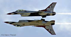 Inverted (alvinsimpson86) Tags: canon rebel aviation jets airplanes flight inverted falcons thunderbirs marchairshow