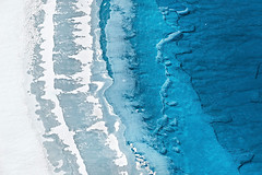 Breathtaking Aerial Views of Melting Ice Sheet in Greenland (PhotographyPLUS) Tags: pictures graphics photos illustrations images stockphotos articles footage stockimage freephoto stockphotograph