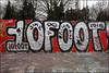 10Foot (Alex Ellison) Tags: urban graffiti boobs skatepark halloffame graff hof northlondon markfieldpark southtottenham 10foot