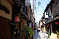 DSCF0850 (keita matsubara) Tags: japan kyoto    gion  sijyou