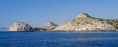 La cte vers Lindos (darkfloyd60) Tags: europe gr rodos rhodes grce 2009 continents annes