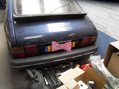 Another 1992 Saab 900 project (Nicholas1963) Tags: club utrecht nederland rob rootes arijansen