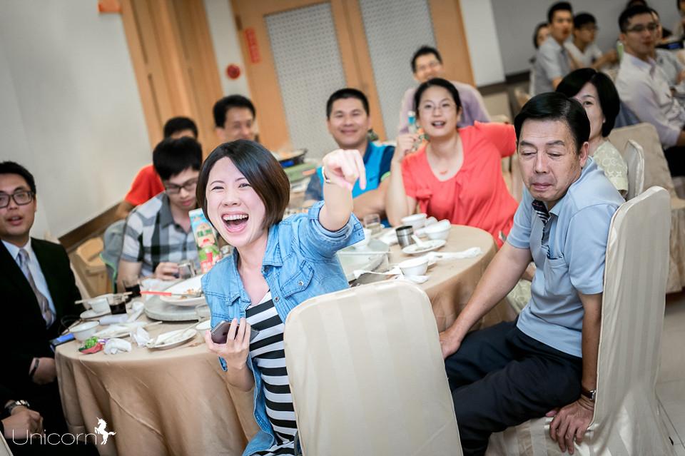 《婚攝一条》承融 & 嘉雲 / 侑園餐廳