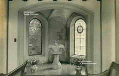 Shanghai, German protestant church, baptismal font (blauepics) Tags: china family church germany shanghai interior religion familie decoration picture kirche german font historical protestant deutsch deutsche baptismal historisch dekoration evangelische taufbecken schanghai