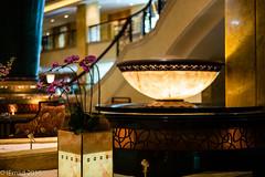 Harmony of interior decoration and lights... (EHA73) Tags: leica travel lights hotel interior decoration lobby malaysia kualalumpur interiordecoration interiordesign shangrilahotel leicamp summiluxm11450asph typ240