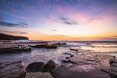 Good Friday Sunrise (WT Journal) Tags: beach sunrise landscape sydney australia nsw turimetta