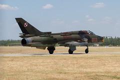 "Sukhoi Su-22 ""Fitter"" - Polish Air Force (charles.agnew55) Tags: hungary fitter kecskemet su22 polishairforce sukhoisu22 sukhoisu22fitter kecskemethungary kecskemet2013airshow kecskemet2013"