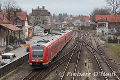 Immenstadt (finnyus) Tags: immenstadt class612 612621