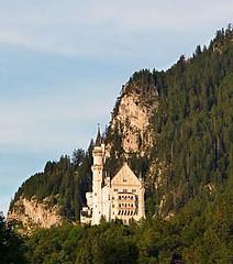 Neuschwanstein Castle Fairytale  Awesome Wood (Olaf aus Mnster) Tags: wood castle fairytale awesome neuschwanstein