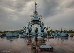 Battleship North Carolina (nehall) Tags: worldwarii wilmingtonnc battleships battleshipnorthcarolina